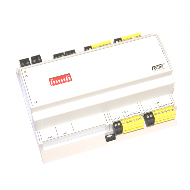 RESI-4LED-MODBUS