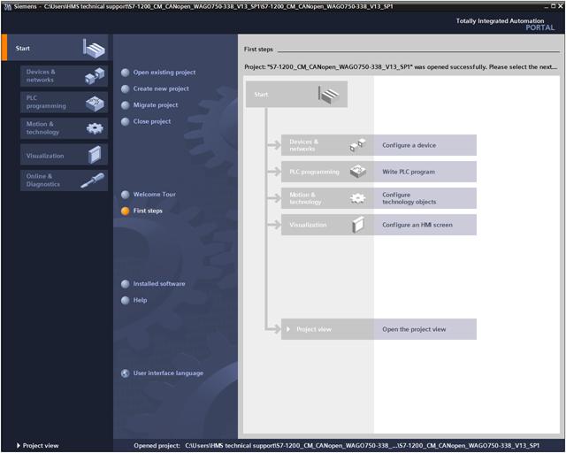 TIA CM Portal object view