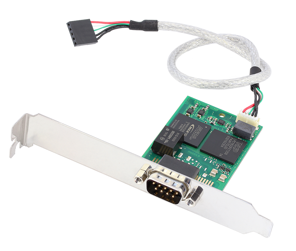 USB-to-CAN FD embedded