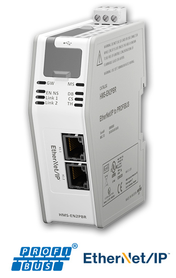 EtherNet/IP to PROFIBUS-DP Linking Device