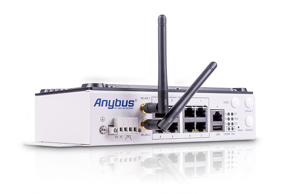 Anybus Wireless Router WLAN