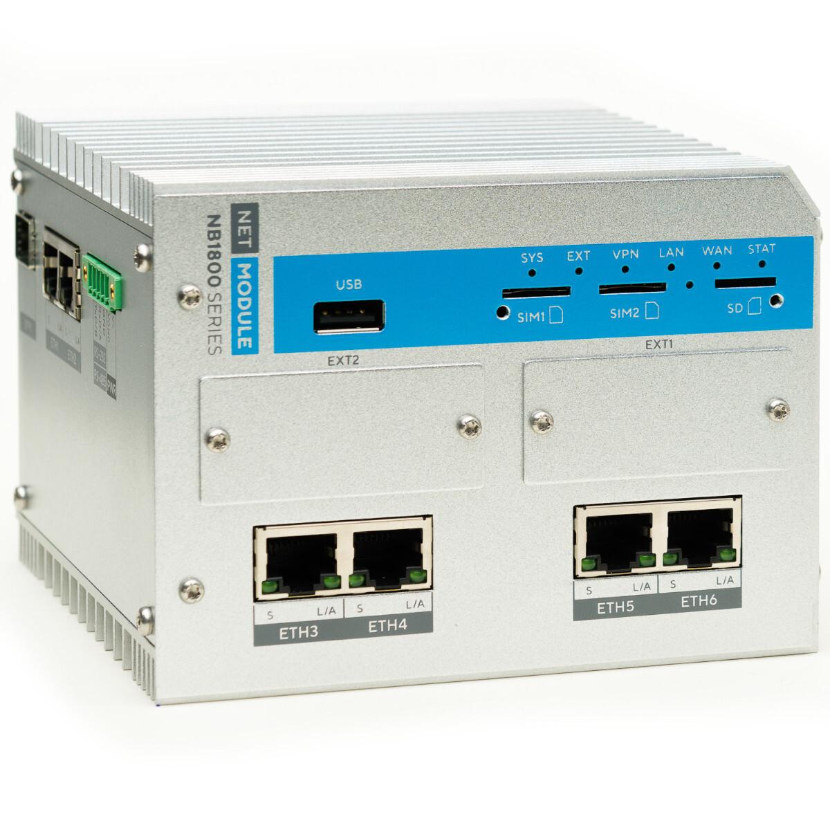 NB1810 connectors 1
