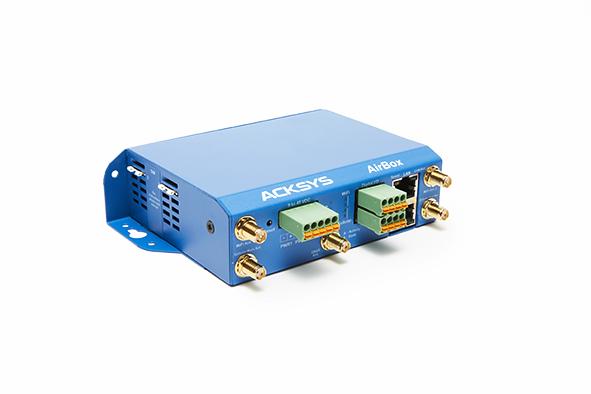 Airbox LTE presentacion conectores